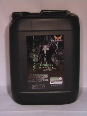Odins Wrath Multi Purpose Cleaner 5 Litre